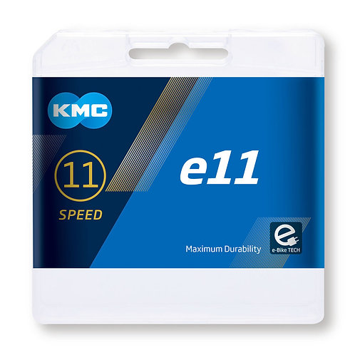 KMC E11 E-Bike Chain 122L