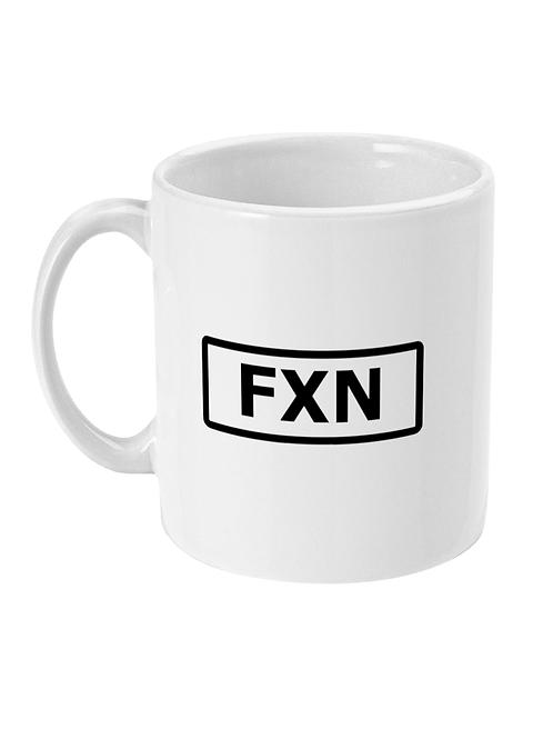 FXN Box Mug