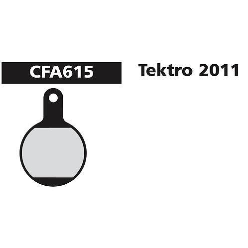 EBC Tektro Lyra/ IOX.11