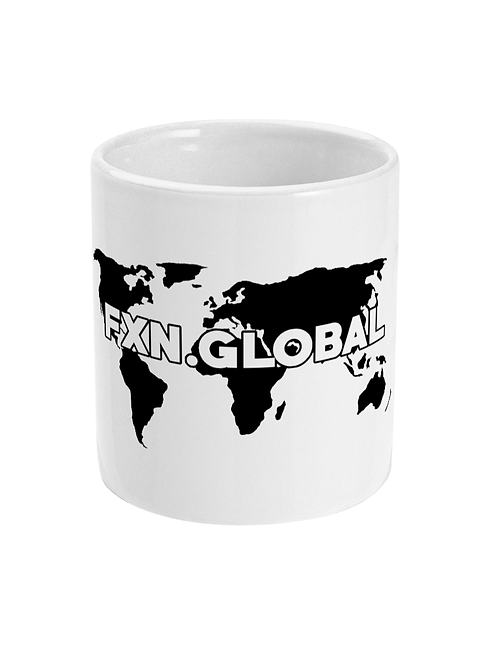 FXN Map Mug