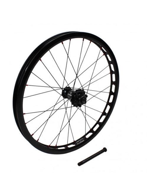 """CLEAN 20"""" Disc X3 Wheel"""