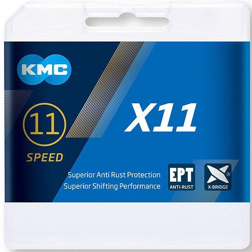 KMC X11 EPT Chain 118L