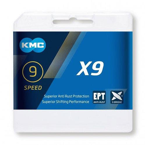 KMC X9 EPT Chain 114L