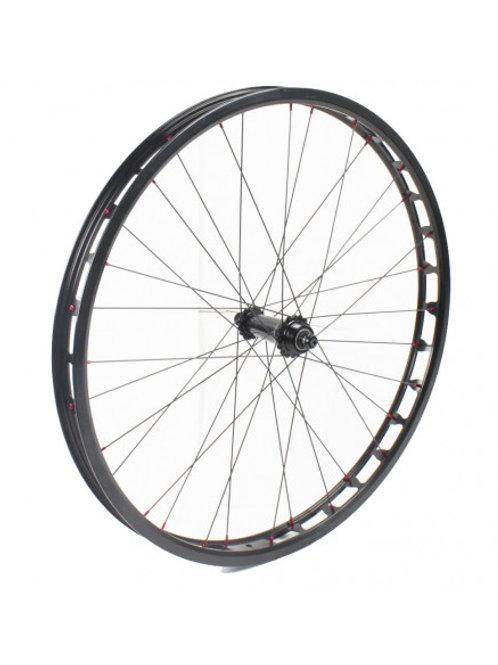 """CLEAN 26"""" HS X2 Rear Wheel"""