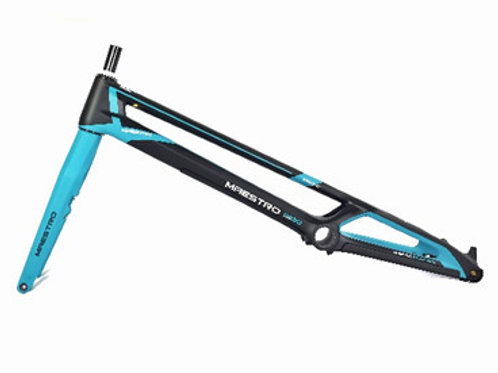 Maestro Pro-C Frame Kit - Blue - 20''