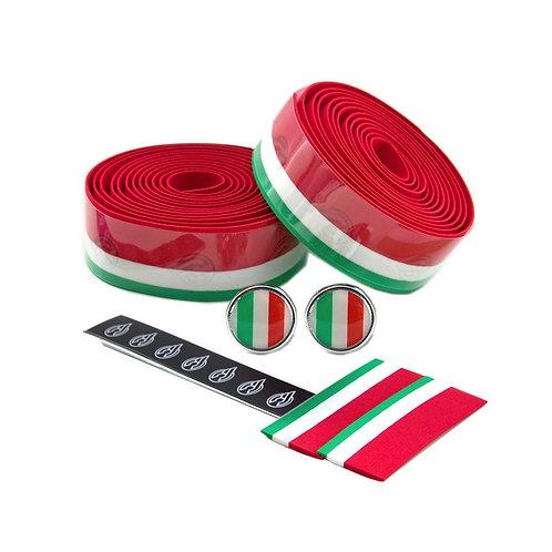 CINELLI Italian Flag Cork Bar Tape