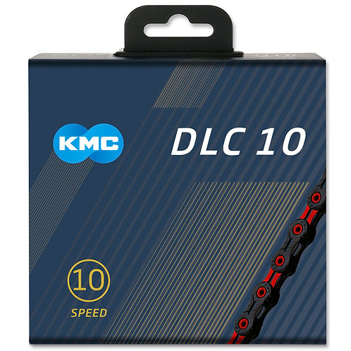 KMC X10-SL DLC Chain 116L