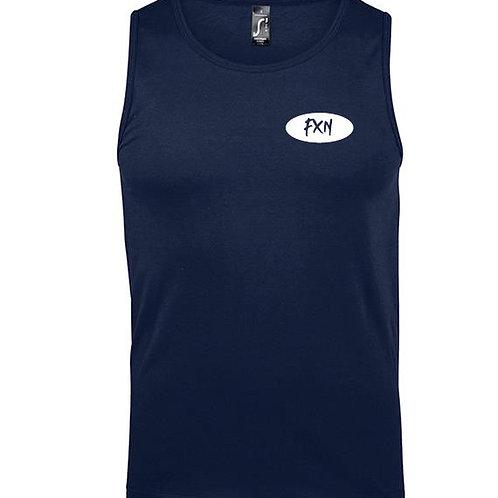 FXN Oval Logo Vest