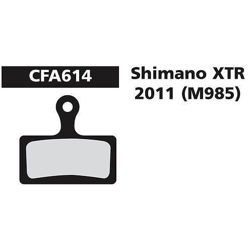 EBC Shimano XT/XTR/Ultegra/Tiagra