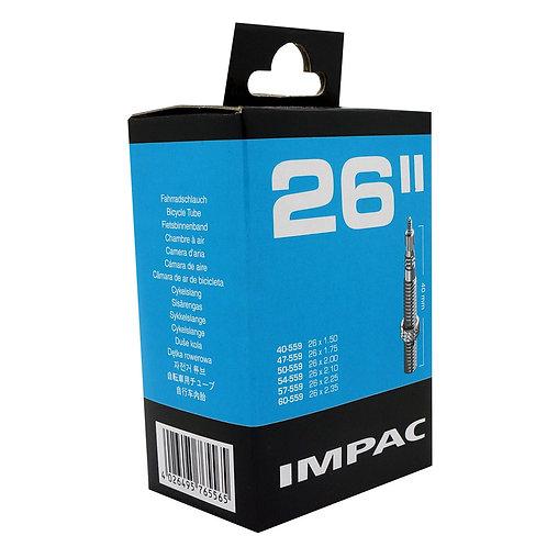 """IMPAC SV26 26"""" Inner Tubes"""