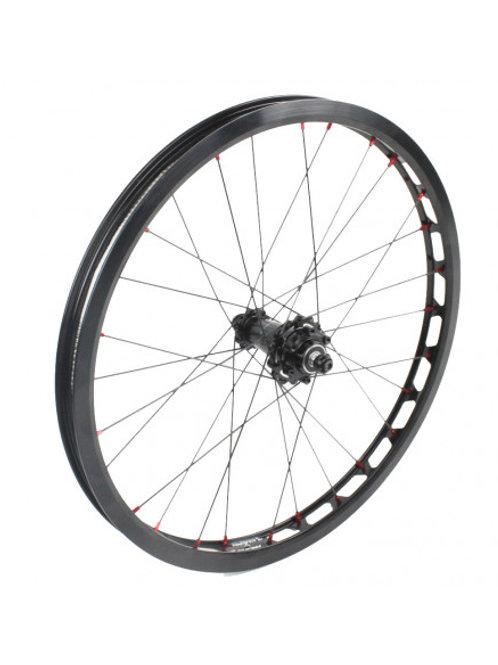 """CLEAN 20"""" Disc X2 Wheel"""