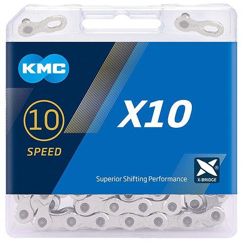 KMC X10 Chain 116L