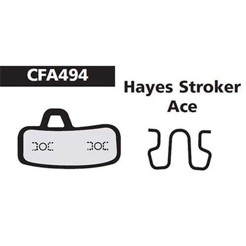 EBC Hayes Stroker Ace