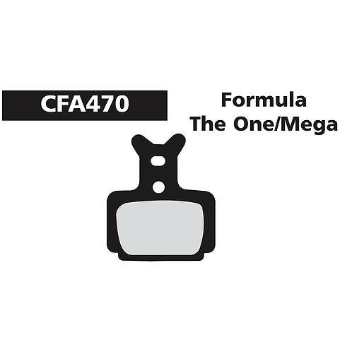 EBC Formula 2008 Pads