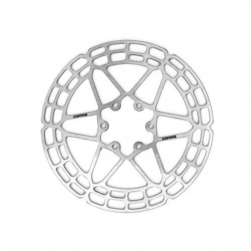 COMAS Front Disc brake 160mm