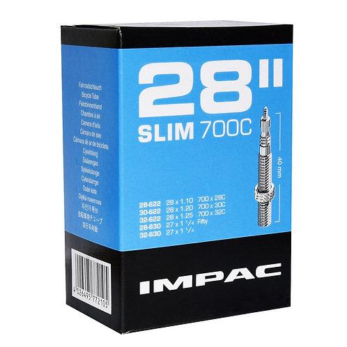 IMPAC SV28 Slim 700c Inner Tubes