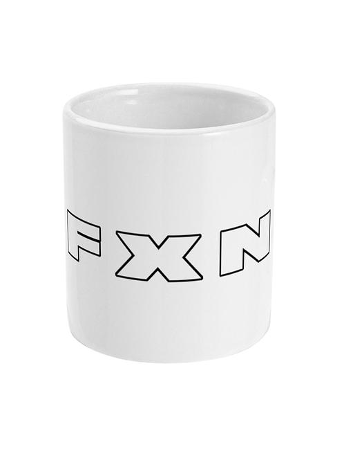 FXN Outline Mug