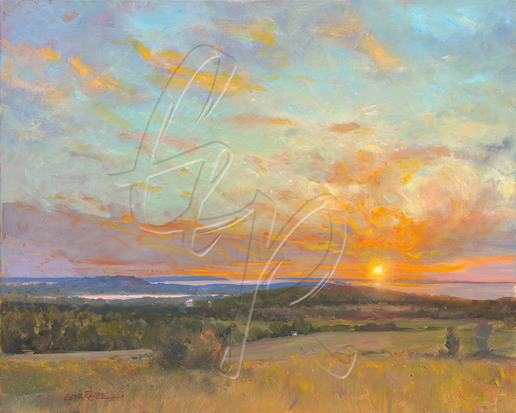Suzas Sunset