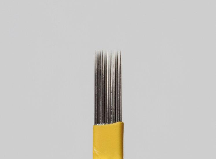 15 Double-Shading Needle