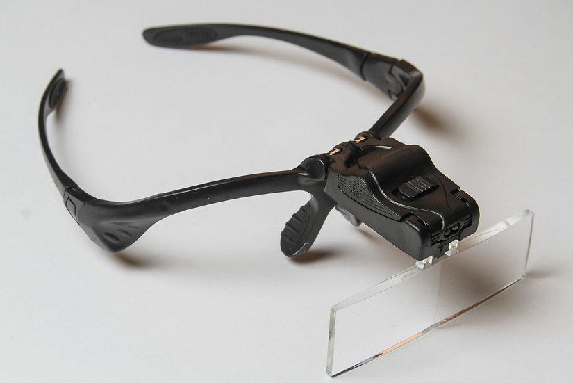 Magnifying Frames