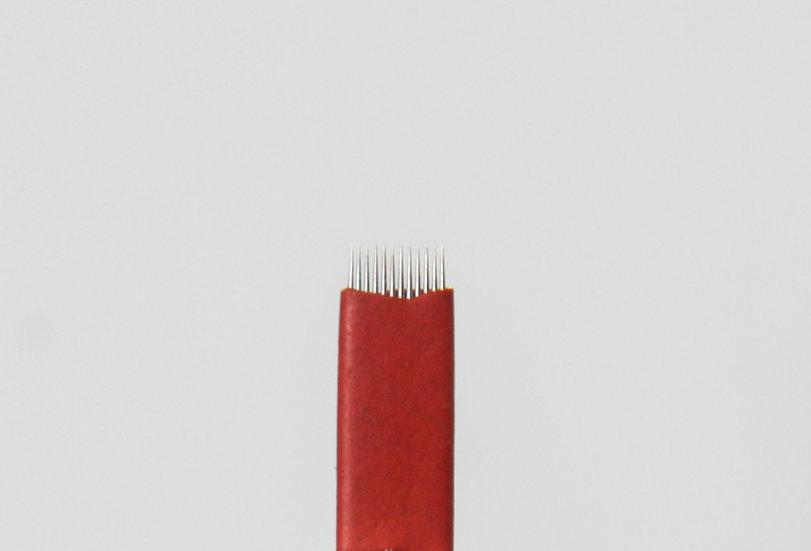 12 Flat-Shading Needle