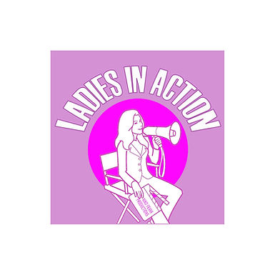 LADIES IN ACTION