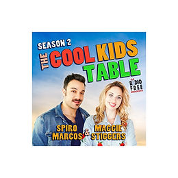 THE COOL KIDS TABLE, PODCAST