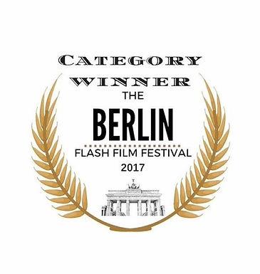 BERLIN FLASH FILM FEST WINNER