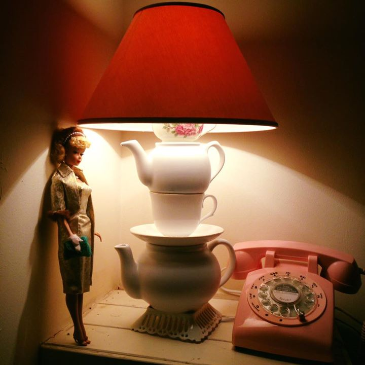 Lamp Pink