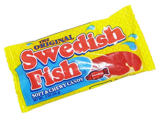 SWEDISH FISH NATIONAL CAMPAIGN
