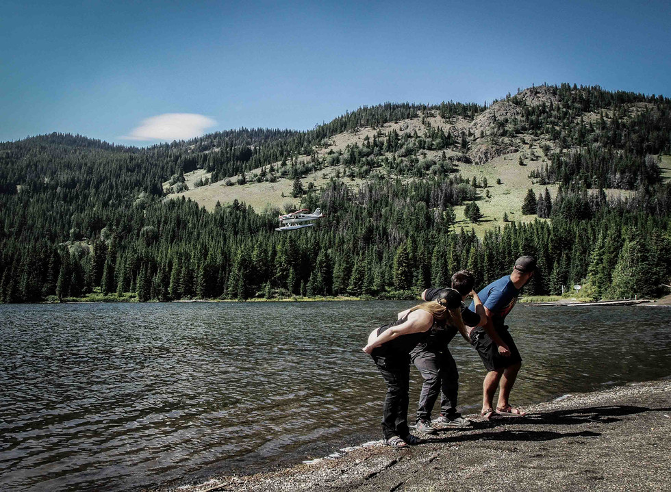 Big Mountain Adventures in the South Chilcotins