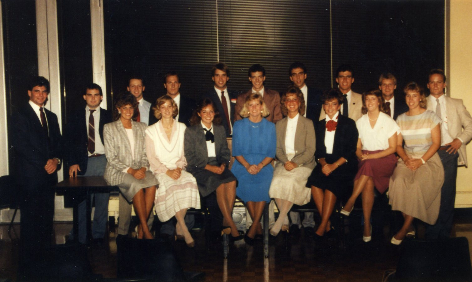 Executive Board 1985-86