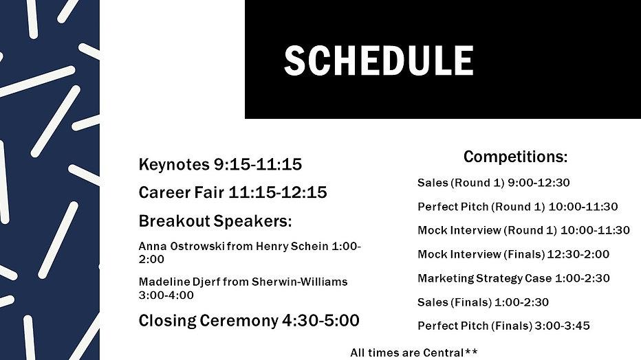UWEC AMA Virtual Conference 2020 Opening
