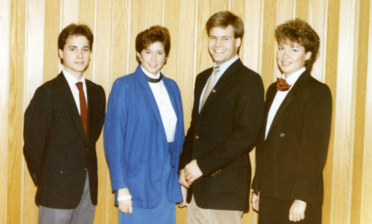Executive Board 1986-87