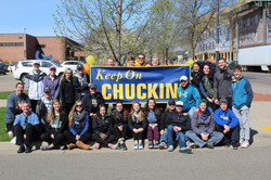 Keep on Chuckin' 2016-17
