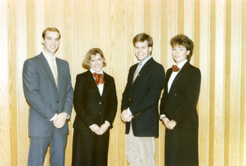 Executive Board 1986-97