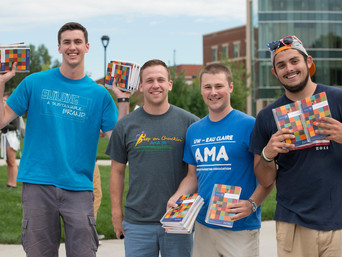 AMA welcomes new and returning with pizza, bowling, corn mazes, and more…