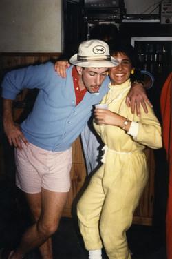 Pajama Party 1985-86