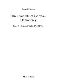 The Crucible of German Democracy