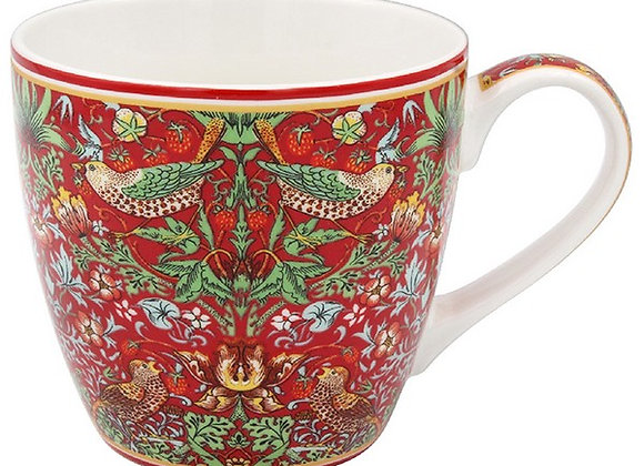 Tasse William Morris strawberry
