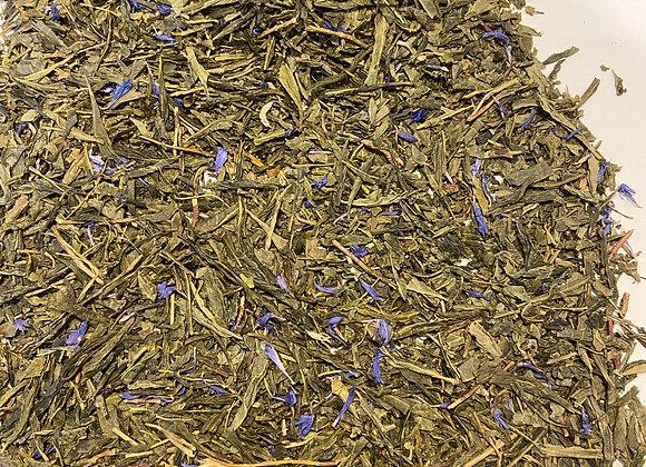 Bergamote (thé vert)
