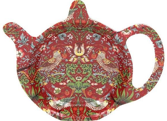 repose sachet William Morris rouge