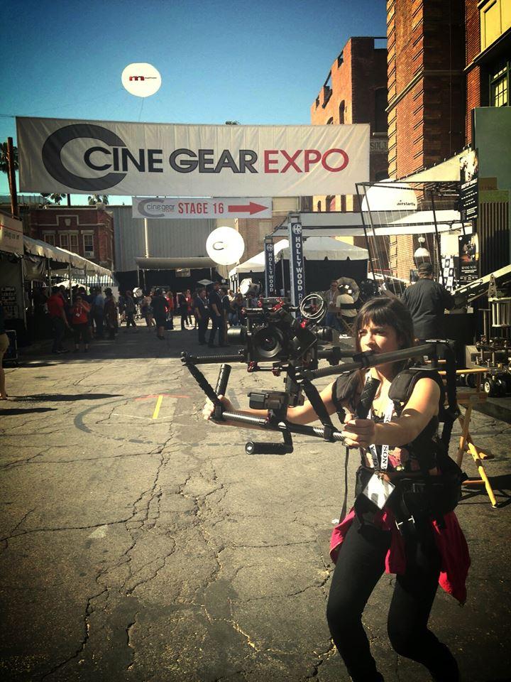 Cine Gear L.A. 2016
