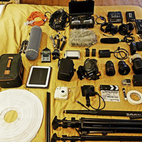 Our Filming Equipment!