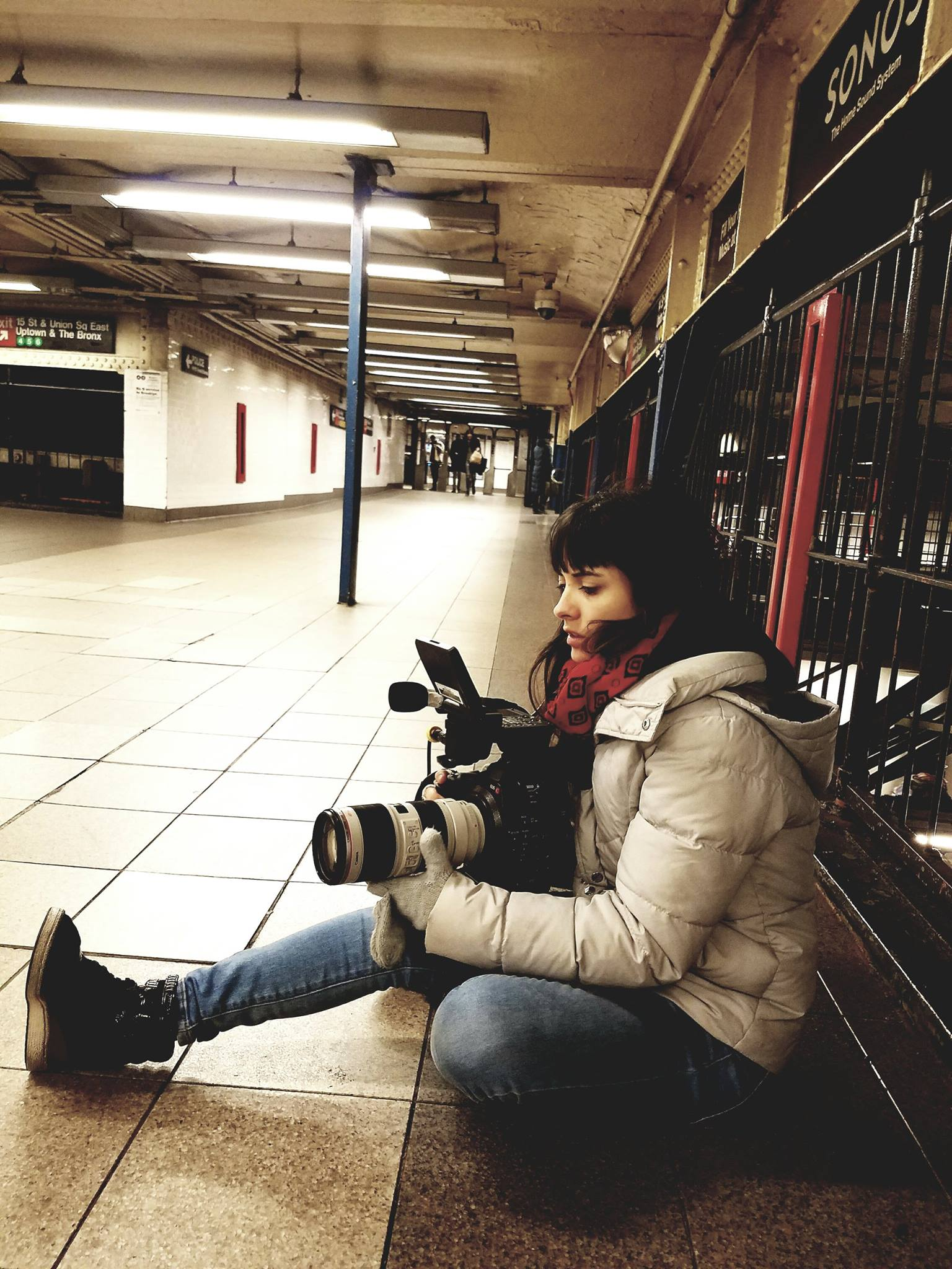 Filming in NYC Metro