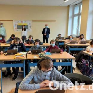 Ortenburg-Gymnasium startet Testlauf auf digitalen Bildungswegen