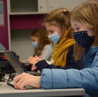 Digitales Schulprojekt