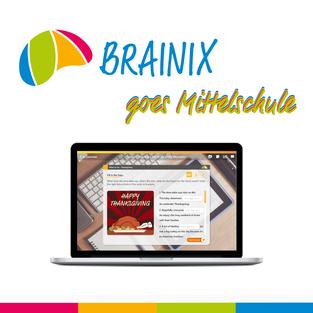 Lernsoftware BRAINIX wird künftig auch für Mittelschulen entwickelt