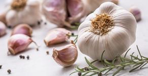 Visste du at hvitløk har mange gode helseeffekter?
