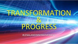 Трансформация и прогресс как основа развития человечества